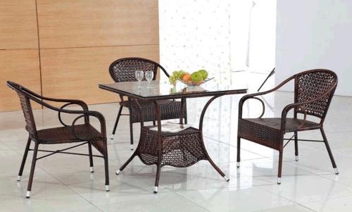 Мебель из ротанга для кафе и ресторанов