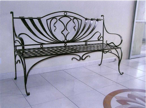 Мебель кованная в Одессе