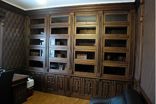 Мебель на заказ из натурального дерева по индивидуальным заказам любой сложности.