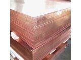 Медный лист М2 2,5*600*1500 ДПРНТ