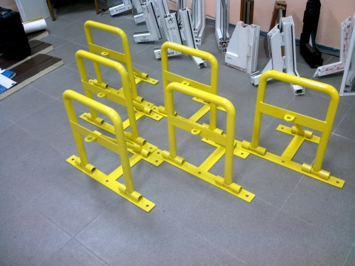 Механические и автоматические парковочные барьеры