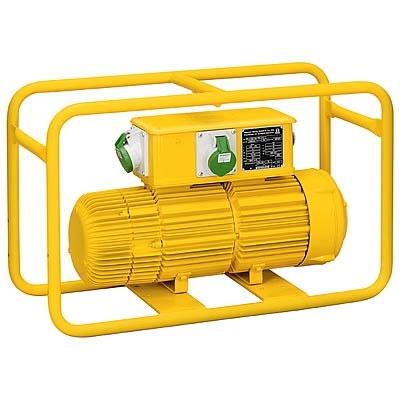 Механический преобразователь частоты и напряжения FU 4/200. Выходной ток, А 52 Выходное напряжение, В 42