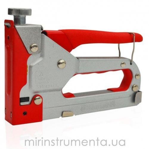 Механический скобозабивной пистолет INTERTOOL RT-0102