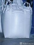 Мел молотый в мешках - биг-беге по 1000 кг при условии 100 % предоплаты и самовывоза
