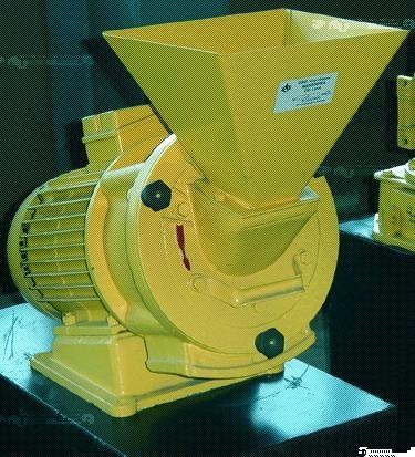 Мелотерка СО-124 складского хранения