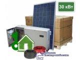 Фото  1 Мережева СЕС - 30 кВт, для Зеленого тарифу - Під ключ 1999893
