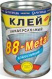 Metal 88, КЛЕЙ УНИВЕРСАЛЬНЫЙ ВОДОСТОЙКИЙ
