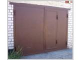 Ворота гаражные металлические днепропетровск