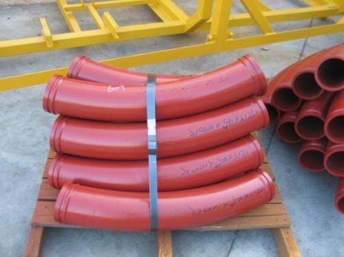 Металические колени Италия, диаметр 100 и 125 мм