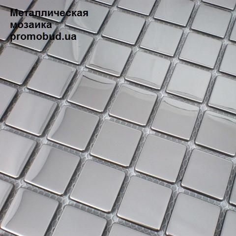 металлическая мозаика фото