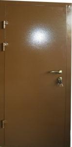 """Металлические двери МДФ покрас """"молотковый&quo t;"""