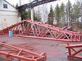 Фото  1 Металлические фермы перекрытия 10-36м 1423010