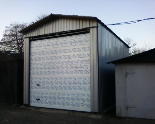 Металлические гаражи нестандартных размеров под любое авто скидка 5 - 8 % действует до 31. 04. 2012 года