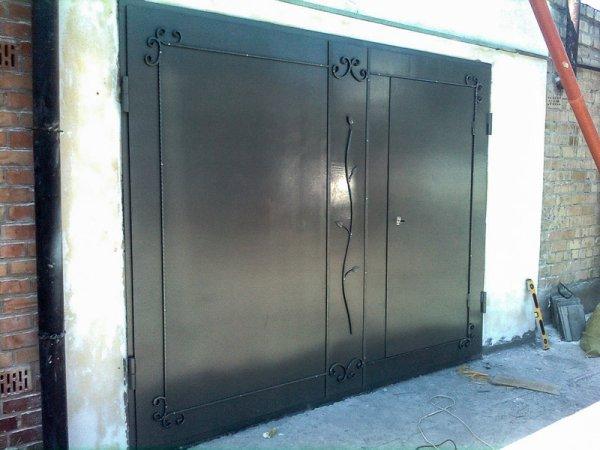 Фото 1 Гаражні ворота, Кривий Ріг 331729