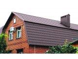Фото  1 Металлочерепица, коричневая, глянец, толщиной 0.4 мм., Словакия U. S. Steel Košice 2172851