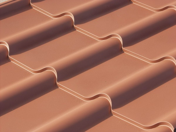 Металлочерепица Arcelor Mittal производство Германия, толщина металла 0,5 мм, любая цветовая гамма, покрытие матовое.