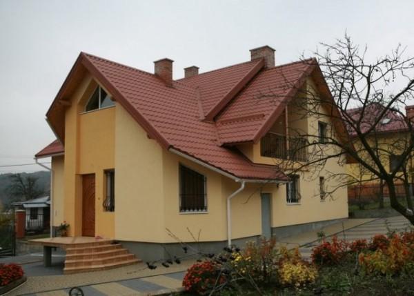 Металлочерепица U. S. Steel Koice (Словакия)