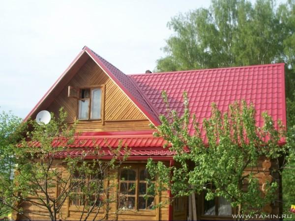 Металлочерепица. Днепропетровск. Альбатрос