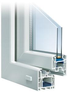 Металлопластиковые окна из профиля TROCAL (Германия)