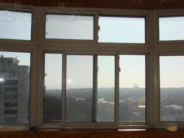 Металлопластиковое окно, профиль Wintech, фурнитура Worne(германия) под заказ
