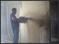 Метод алмазной резки бетона на сегодняшний день самый передовой, производительный, удобный.