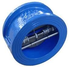 Межфланцевый обратный двухстворчатый клапан в ассортименте