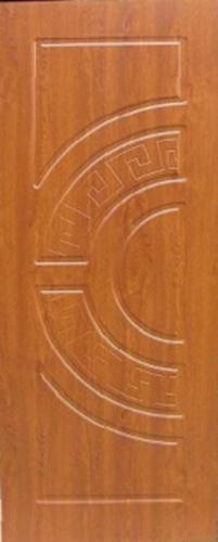Межкомнатная дверь ПВХ ТМ Дубрава Греция ПГ (золотой дуб)