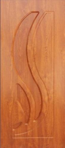 Межкомнатная дверь ПВХ ТМ Дубрава Кармен ПГ (золотой дуб)