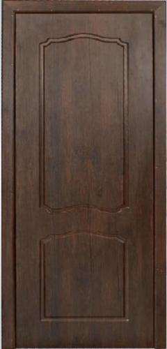 Межкомнатная дверь ПВХ ТМ Неман Классик ПГ (тик)