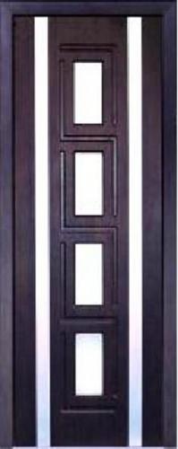 Межкомнатная дверь ПВХ ТМ Неман Рим ПО (тик)