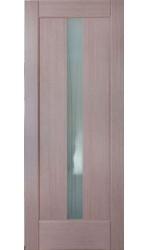 """Межкомнатные двери деревянные шпонированые. Модель 33 цвет """"сандал"""""""