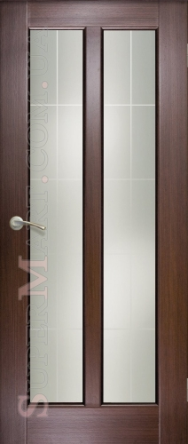 межкомнатные двери Гранд BelWoodDoors (Белвуддорс) венге со стеклом