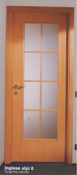 Межкомнатные двери из Италии, ALPI 8