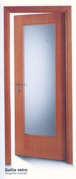 Межкомнатные двери из Италии, Vetro