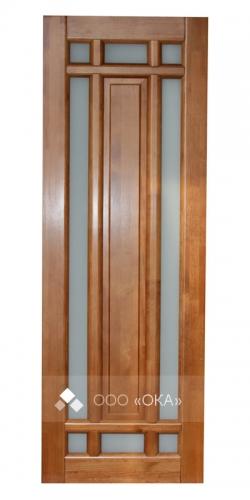 Межкомнатные двери из массива ольхи фабрики Ока из Белоруссии. Установка. Доставка. Гарантия. Опт, розница.