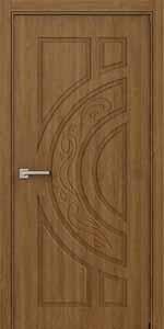 Межкомнатные двери из МДФ глухие 2100*900*120 от производителя с коробом и наличниками на 2 стороны
