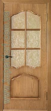межкомнатные двери Каролина BelWoodDoors (Белвуддорс) дуб