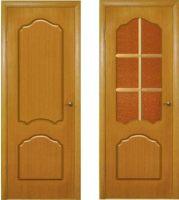 Межкомнатные двери,Каролина дуб
