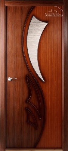 межкомнатные двери Лидия BelWoodDoors (Белвуддорс) кедр-падук