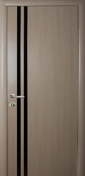 Межкомнатные двери МДФ, Новый Стиль, коллекция Квадра, Агата глухие
