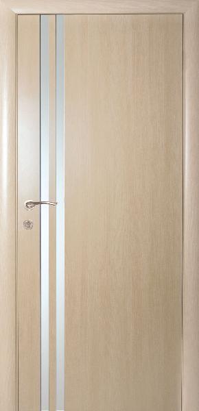 Межкомнатные двери МДФ, Новый Стиль, коллекция Квадра, Вита со стеклом