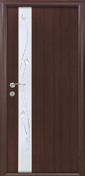 Межкомнатные двери МДФ, Новый Стиль, коллекция Квадра Р, Злата Р с рисунком
