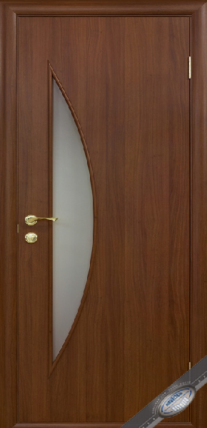 Межкомнатные двери МДФ, Новый Стиль, коллекция МОДЕРН , Луна