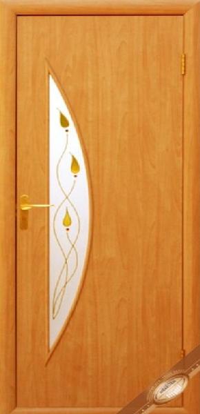 Межкомнатные двери МДФ, Новый Стиль, коллекция МОДЕРН Р, Луна Р1 с рисунком