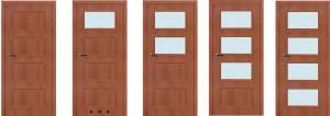 Межкомнатные двери, модель Элегант