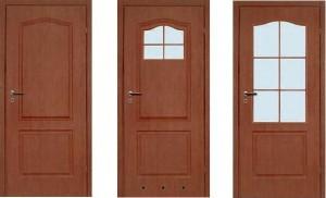 Межкомнатные двери, модель Фасад