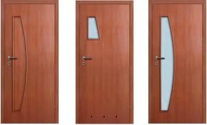 Межкомнатные двери, модель Горизонт