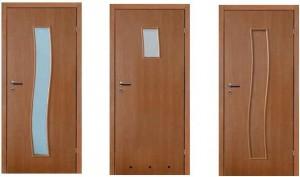 Межкомнатные двери, модель Линия