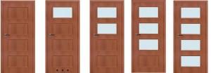 Межкомнатные двери, модель Ритм