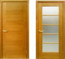 Межкомнатные двери, модель Стандарт